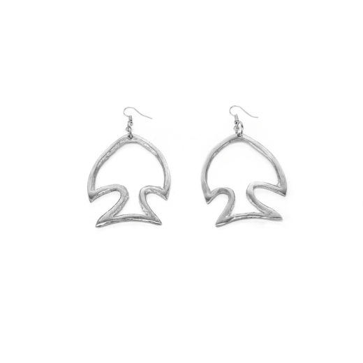 EARRINGS GRAN POISSON TROPICAL