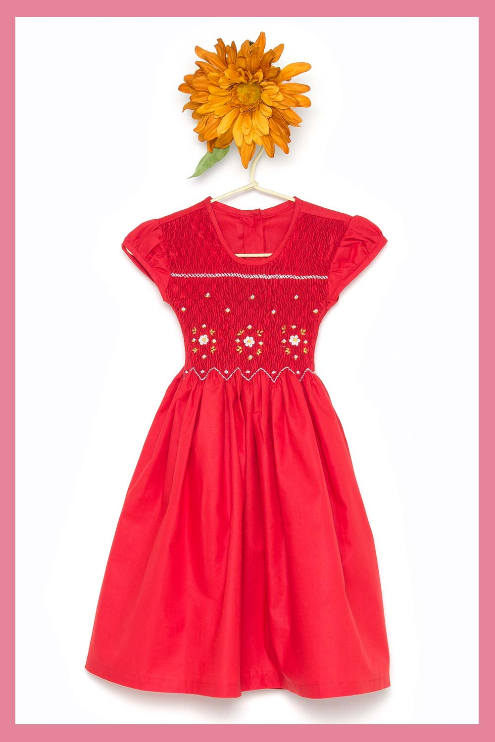 DRESS WENDY RED