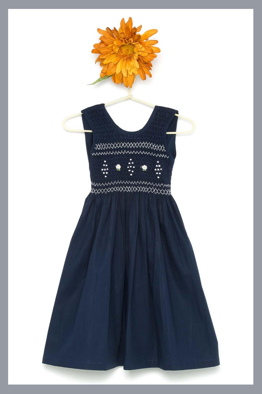 DRESS TRILLY BLUE