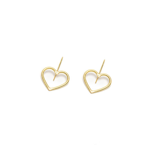 STYLE HEART EARRINGS