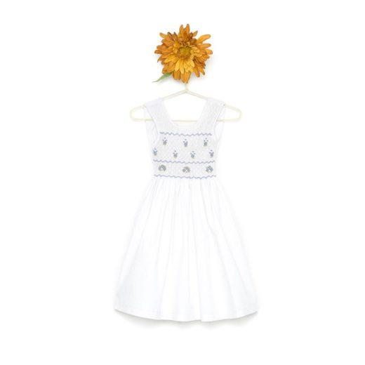 DRESS TRILLY WHITE