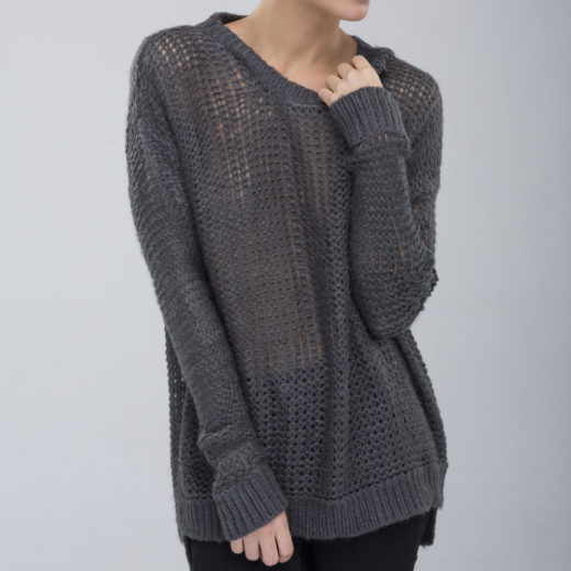 KNIT SWEATER KATANA