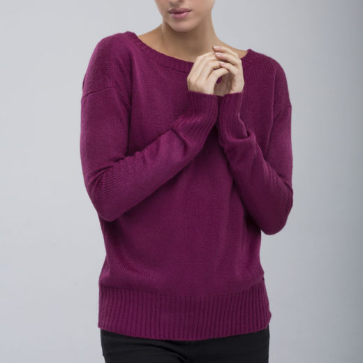 KNIT SWEATER SHODO