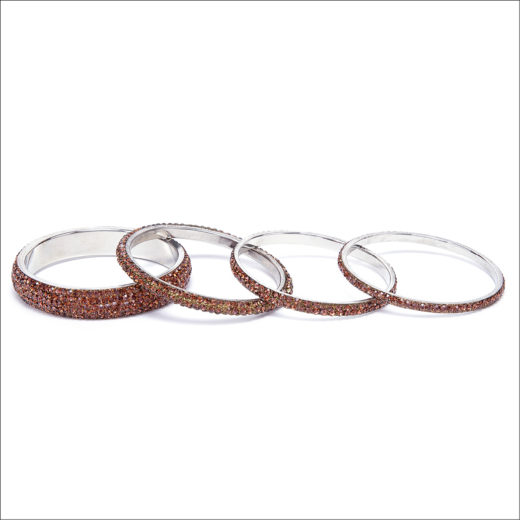 BRACCIALE BANGLE RAME