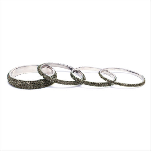 BRACCIALE BANGLE FUMO