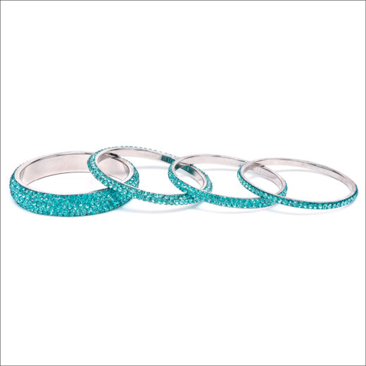 BRACCIALE BANGLE TURCHESE