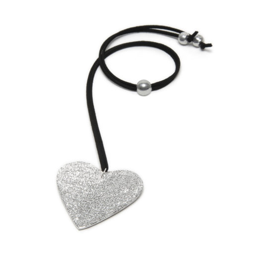SHORT PENDANT HEART