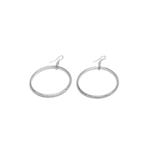 EARRING LARGE CIRCLE