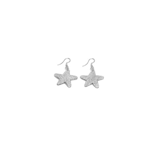 SMALL STARFISH EARRING