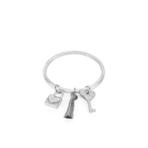 KEY/LOCK BANGLE