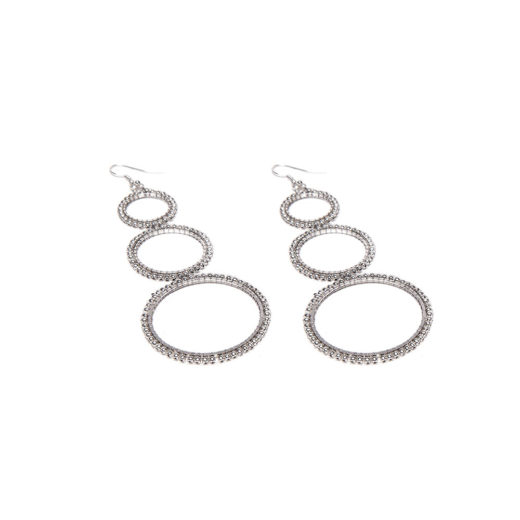 3 MICRO ROUND EARRING