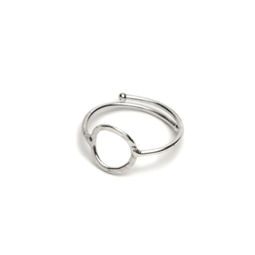 RING INFINITE, HEART, CIRCLE