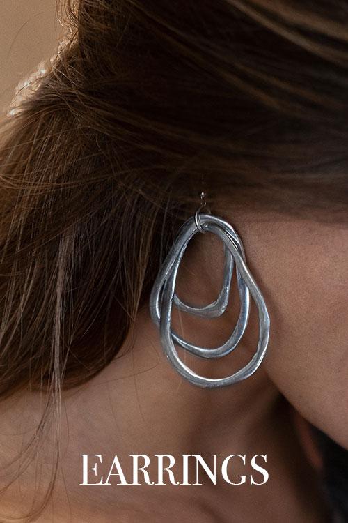 earrings vestopazzo