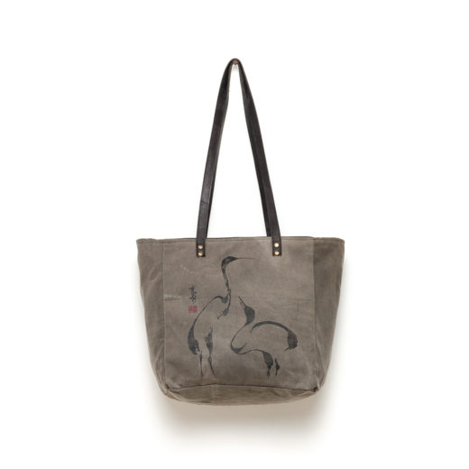 HERON SHOPPER BAG
