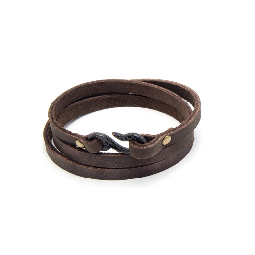 BRACCIALE LEATHER