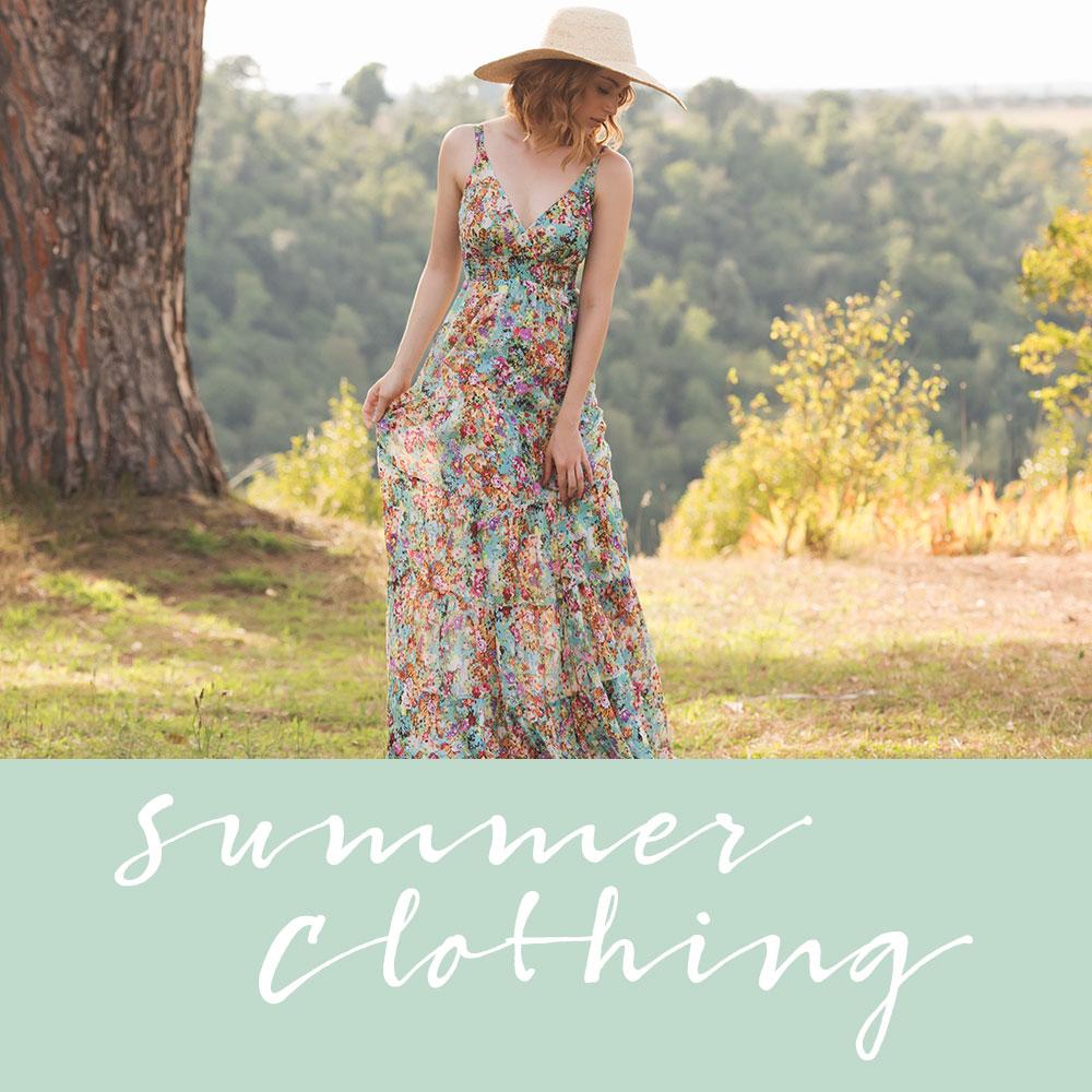 Summer Clothing vestopazzo 2017
