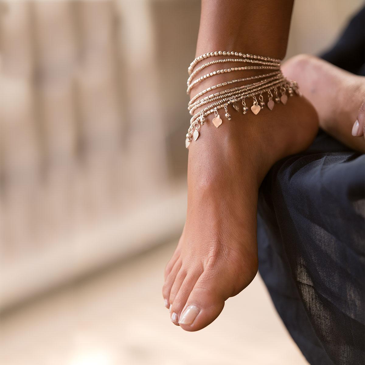 Summer 2018 fashion trend: Anklets and Ankle Bracelets ...