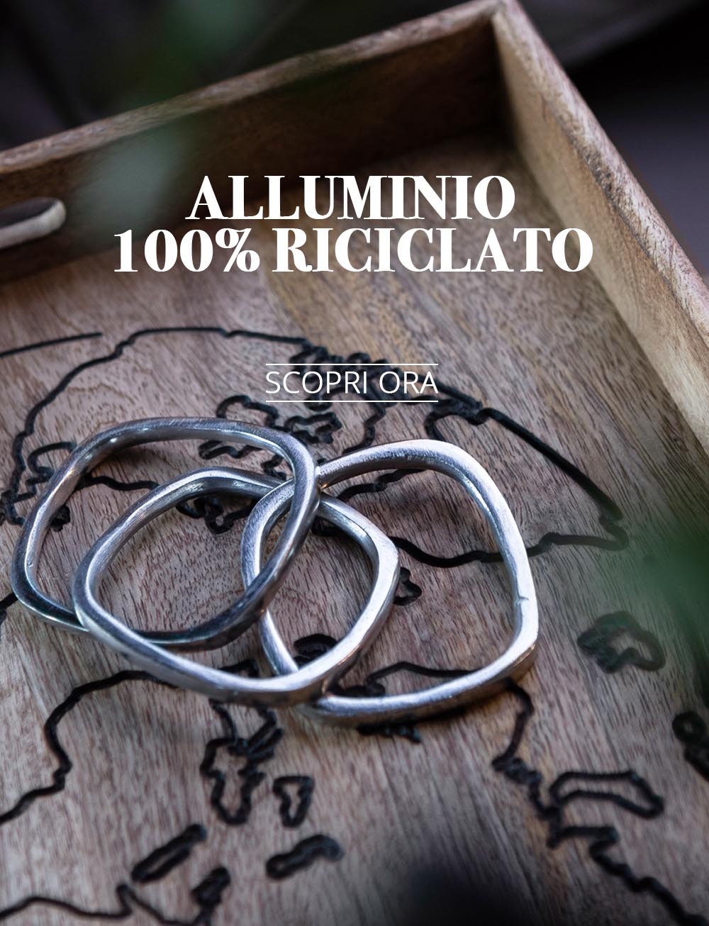 alluminio riciclato ss20