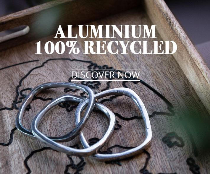 recycled aluminium ss20