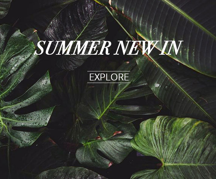 spring summer 2020 new in